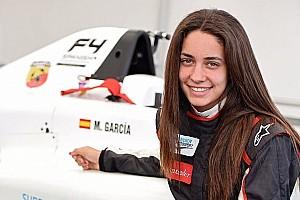 Формула 4 Інтерв'ю Марта Гарсія: дівчина, яка має найкращий шанс потрапити у Формулу 1?