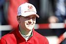 Formel-3-EM Bestätigt: Mick Schumacher steigt 2017 in die Formel 3 auf