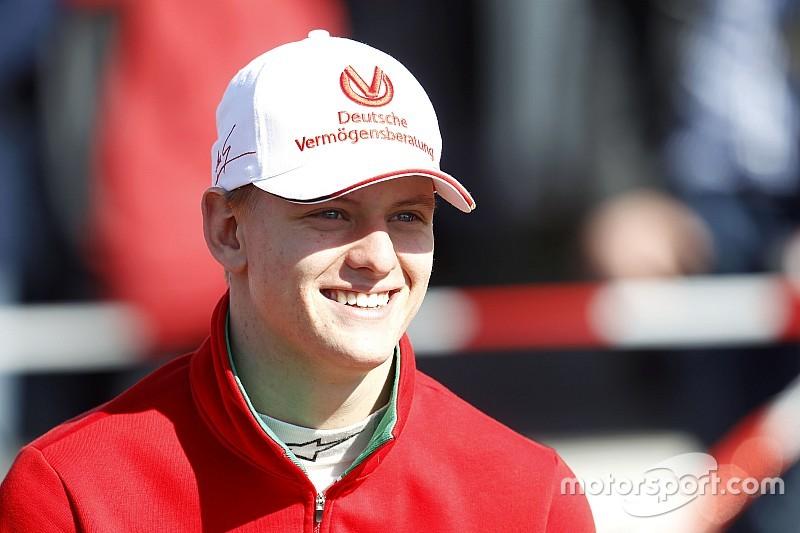 Bestätigt: Mick Schumacher steigt 2017 in die Formel 3 auf