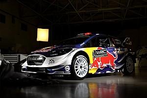 WRC Важливі новини Red Bull - титульний спонсор M-Sport