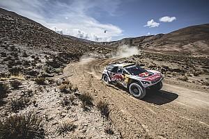 Dakar Etap raporu Dakar 2017, 5. Etap: Loeb en hızlı, Peterhansel lider
