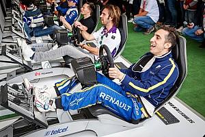 Formel E News Virtuelles Formel-E-Rennen in Las Vegas mit 1 Million Dollar Preisgeld