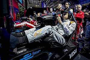 Формула E Важливі новини Геймер Гьойс виграв 200 тис. дол., випередивши гонщика Формули Е