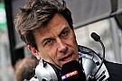 Wolff, F1 koltuğunu reddetmiş