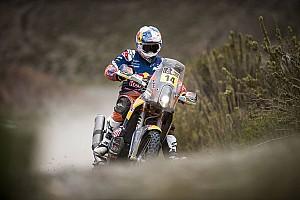 Dakar Tappa Dakar, Moto: l'edizione 2017 è di Sam Sunderland e della KTM