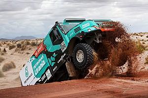 Dakar Entrevista Gerard De Rooy lamenta el tercer sitio