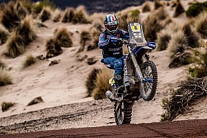 Dakar Ultime notizie Dakar, van Beveren: