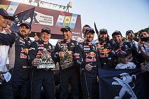 Dakar Diaporama Le résumé des courses autos et motos en images