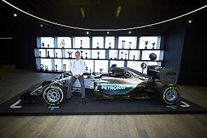 Williams виправляє помилки Mercedes