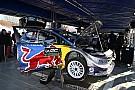 WRC Ogier aborde