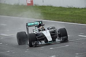 Formule 1 Actualités Pirelli obtient des essais supplémentaires pour ses pneus pluie