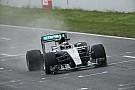 Formule 1 Pirelli obtient des essais supplémentaires pour ses pneus pluie