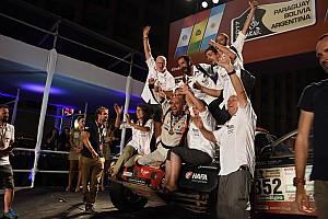 Dakar Noticias de última hora La hazaña posible de Philippe Croizon