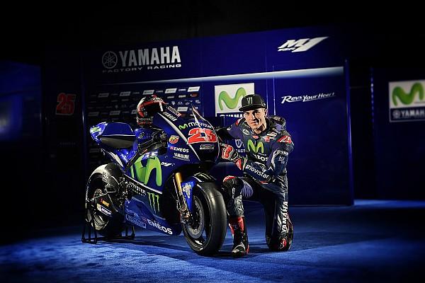 MotoGP Actualités Viñales - La Yamaha me permet d'exprimer mon meilleur pilotage