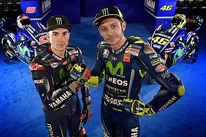 MotoGP News Valentino Rossi: Mit Vinales zusammenarbeiten