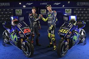 MotoGP 速報ニュース 【motoGP】ヤマハ、MotoGP2017シーズンの体制発表