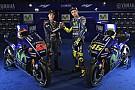 【motoGP】ヤマハ、MotoGP2017シーズンの体制発表