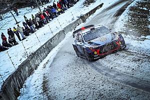 WRC Отчет о секции Невилль упрочил лидерство в гонке, Ожье потерял время