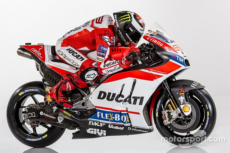 Presentazione Ducati Team MotoGP 2017 - live streaming - MotoGP Video