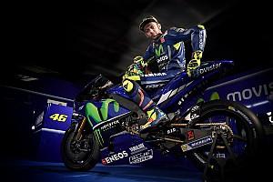 Галерея: Всі мотоцикли MotoGP Валентино Россі