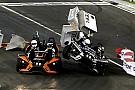 Video: Unfall von Pascal Wehrlein beim Race of Champions