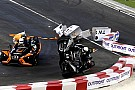 Ecco il video del volo di Wehrlein alla Race of Champions