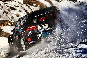 WRC Отчет о секции Тянак потерял вторую позицию из-за проблем с мотором