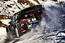 WRC Тянак потерял вторую позицию из-за проблем с мотором