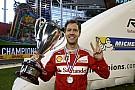 General Vettel, campeón contra el mundo en la Copa de Naciones