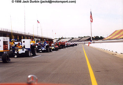 Center Pit from Wally's Car