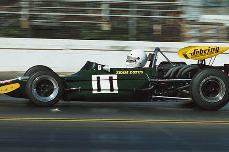 F1: #11 1970 Lotus 69 F-2