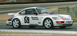 Exhibition Porsche 964 (turn 2)
