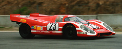 1970 Porsche 917 - 1970 Le Mans winner look-alike
