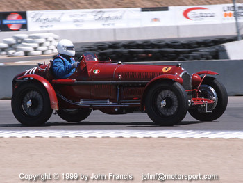 1932 Alfa-Romeo P3