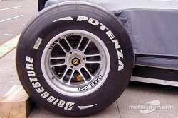 McLaren wheel