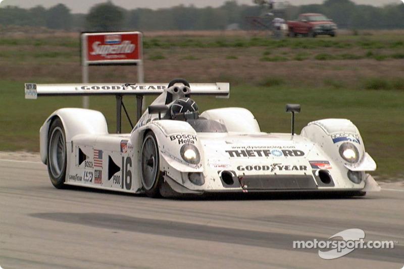 Dyson Racing's Butch Leitzinger