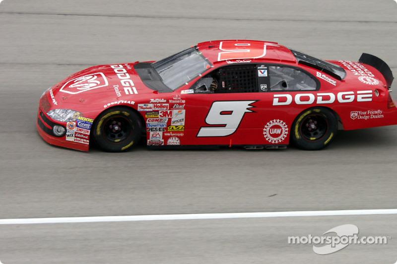 #9 Elliott Dodge