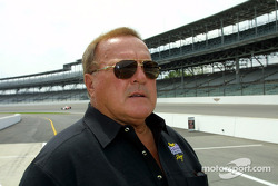 The man himself: A.J. Foyt