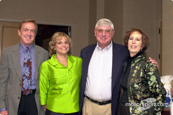 Dr. Steve Olvey, Lynne Olvey, Al Speyer and Daryle Feistman