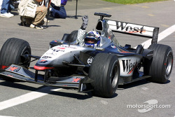 A victory for David Coulthard