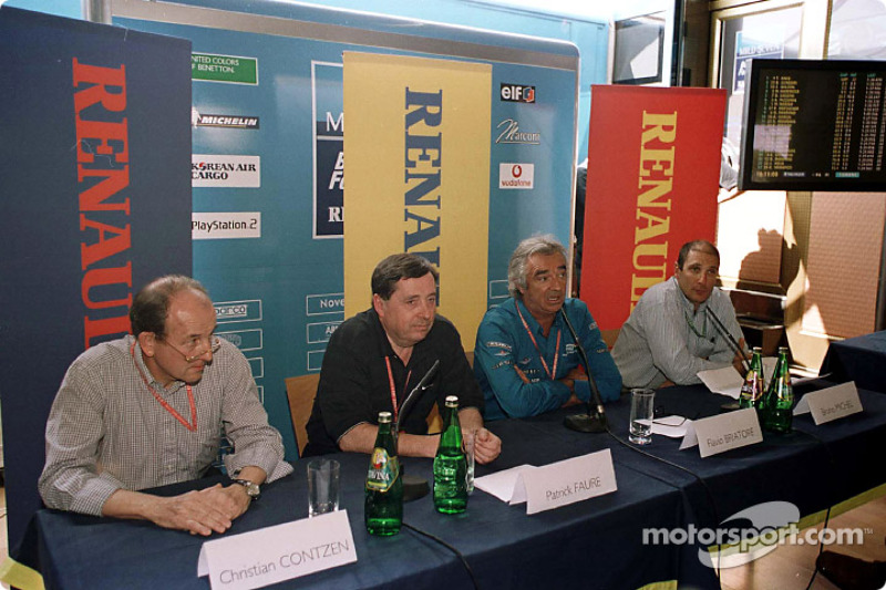 The launch of the Renault Sport driver development program