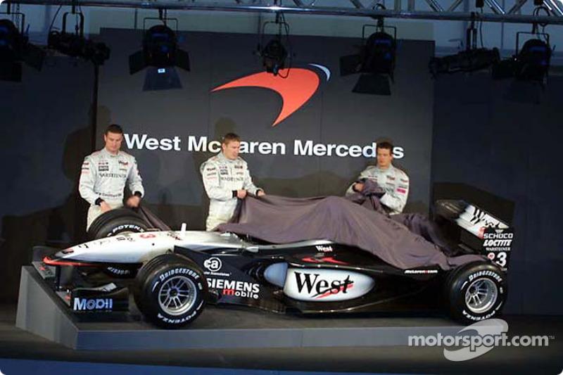 Unveiling the new McLaren