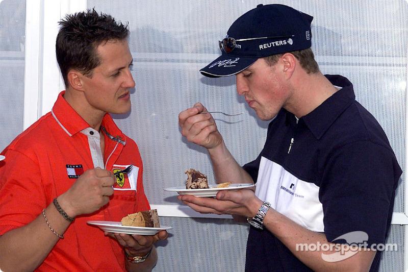 More cake Michael?