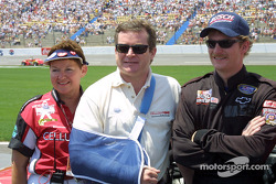 Joe Nemechek and Martha Nemechek