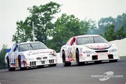 Geoffrey Bodine and Tom Hubert