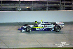 Victory for Buddy Lazier