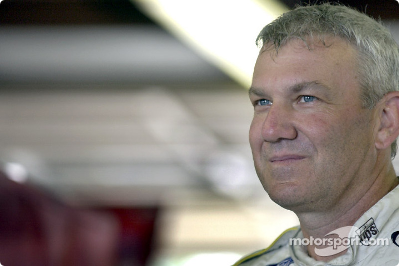 Dale Jarrett captured his first career road course pole