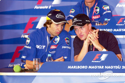 Thursday press conference: Heinz-Harald Frentzen and Ralf Schumacher
