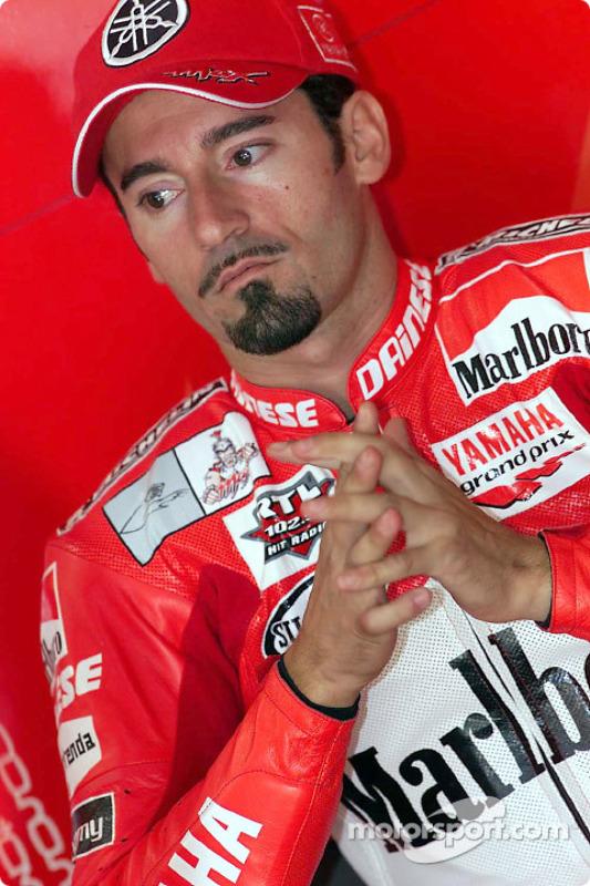 Max Biaggi at 500cc: Portuguese GP