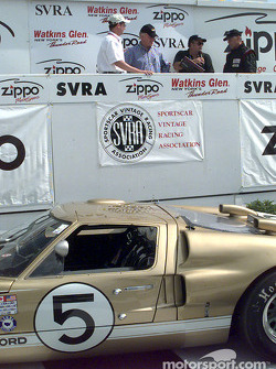 GT40 of Ken Quintenz and Dan Gurney